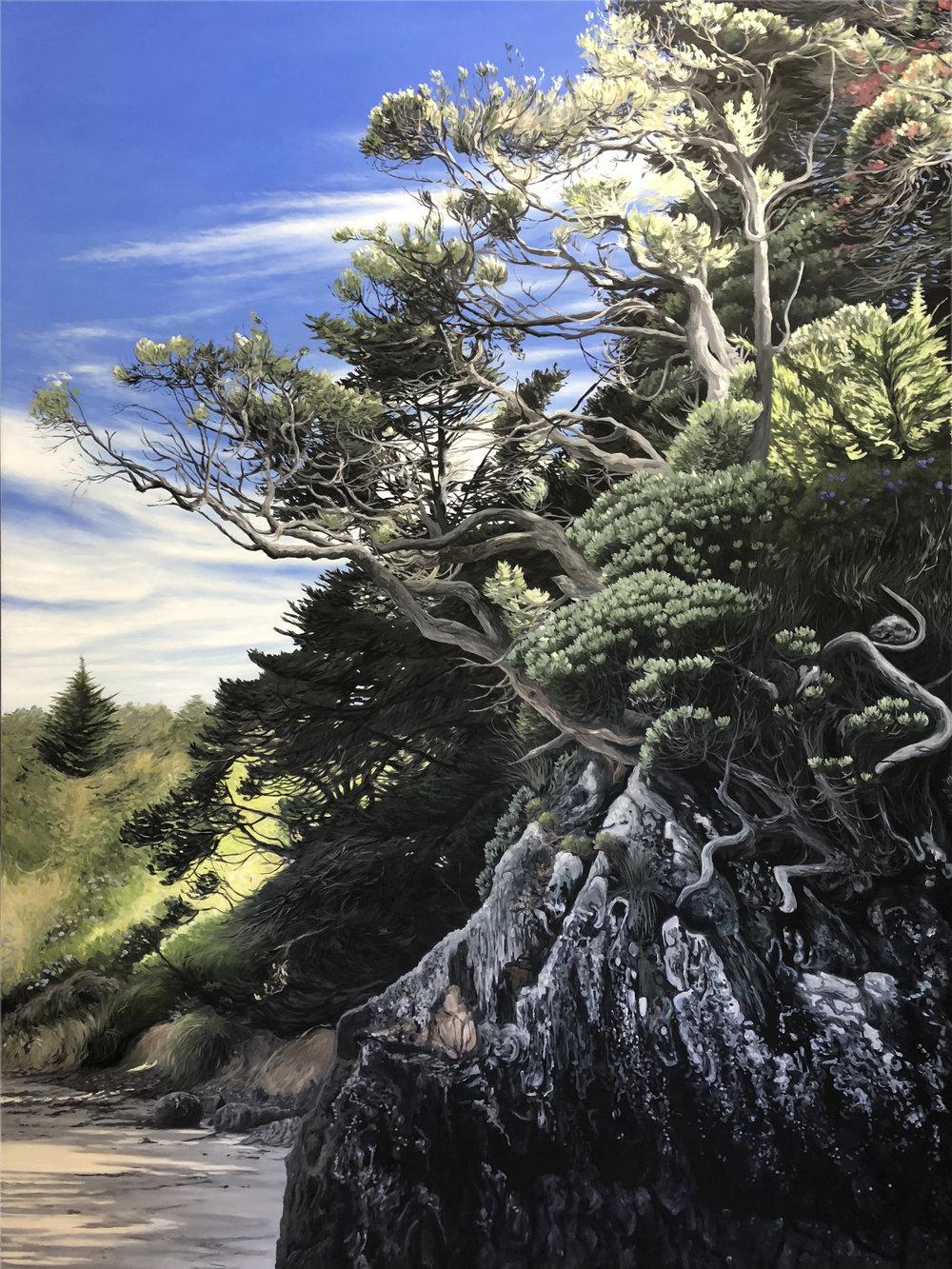 - Seaside GardenFinalist 2018 Mosman Art Prize
