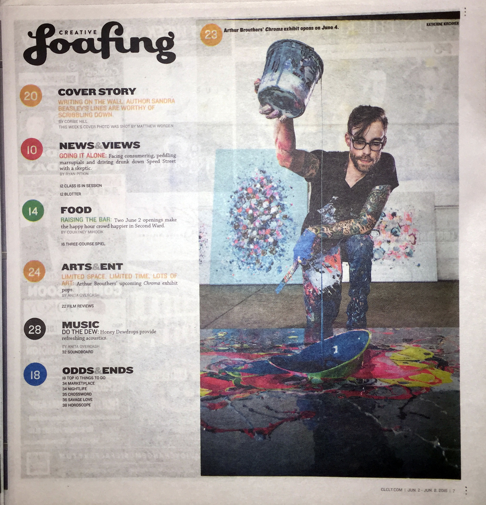 Creative Loafing - Chroma