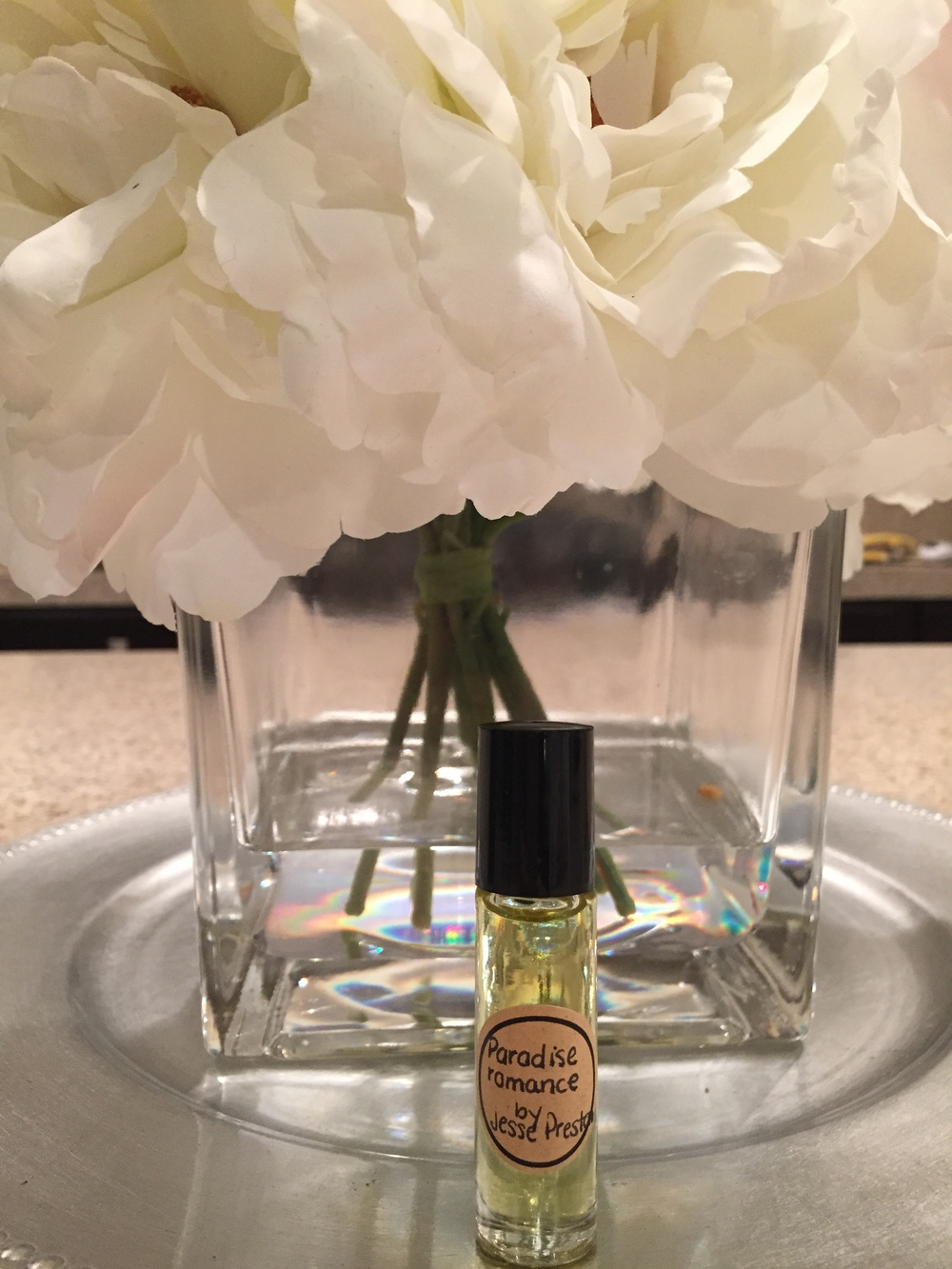 Handmade perfume oils