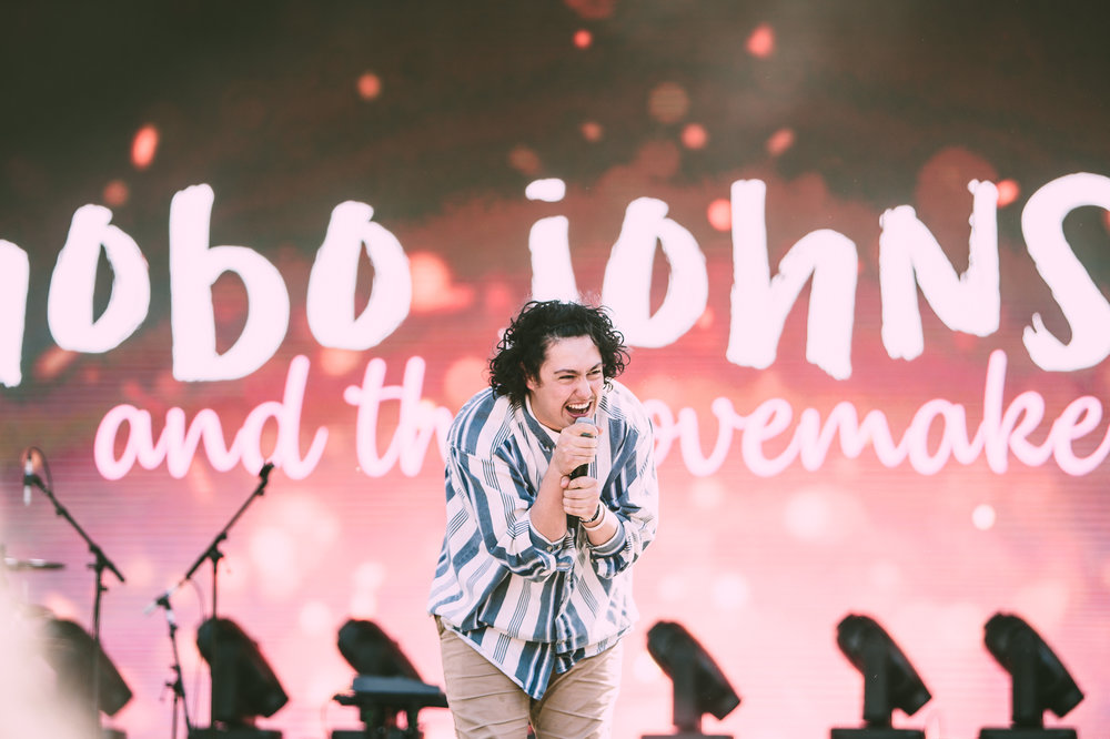 Hobo Johnson + The Lovemakers