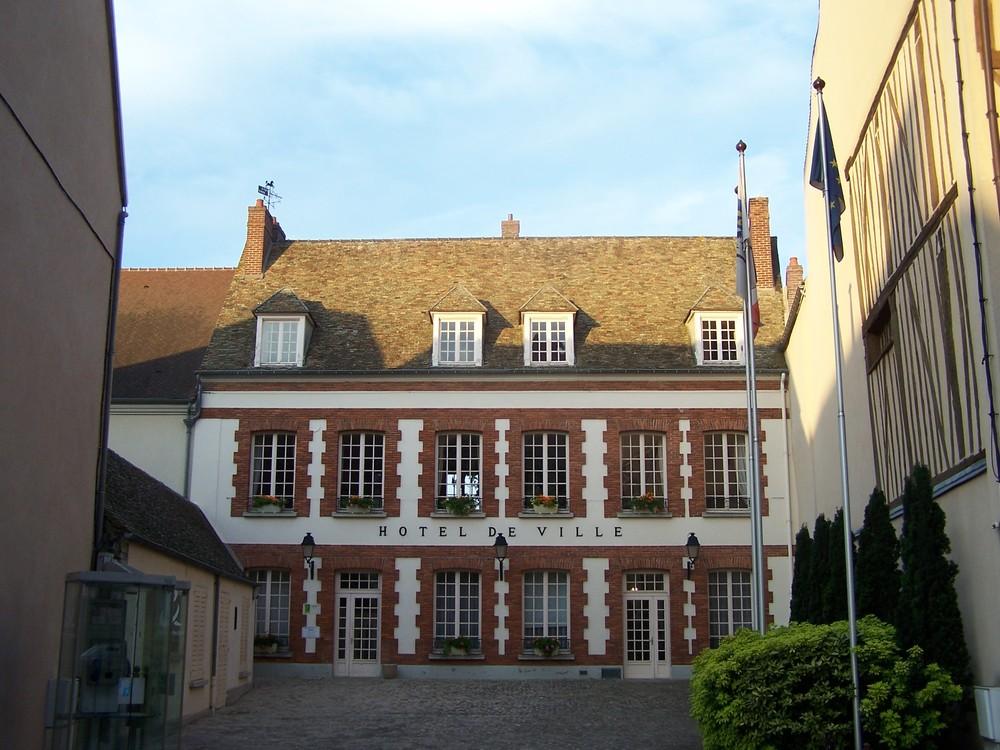 Houndan's town hall