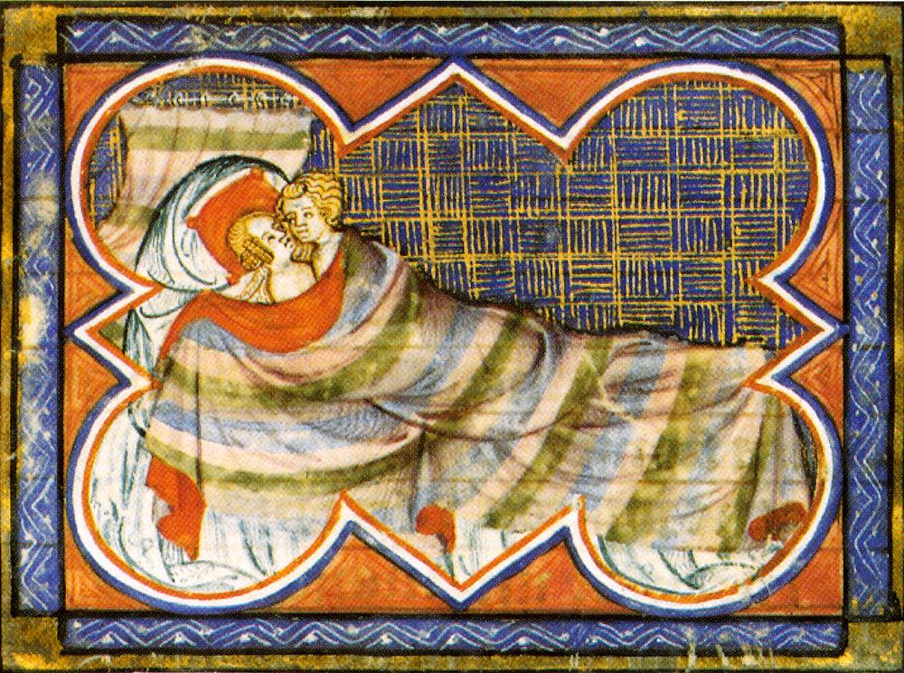 L'Union de Blanche et Louis VIII