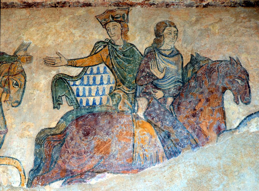 Henri II et Aliénor