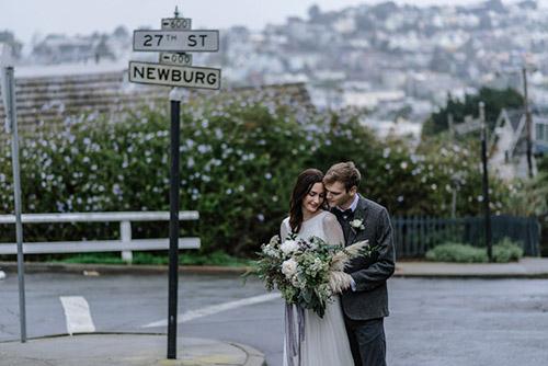Jillian + Alex: San Francisco, CA