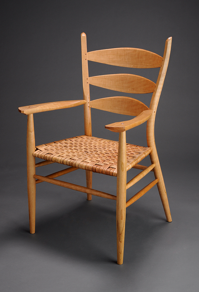 Brian Boggs designed Arm Chair