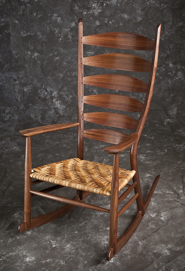 Brian Boggs designed Rocking Chair