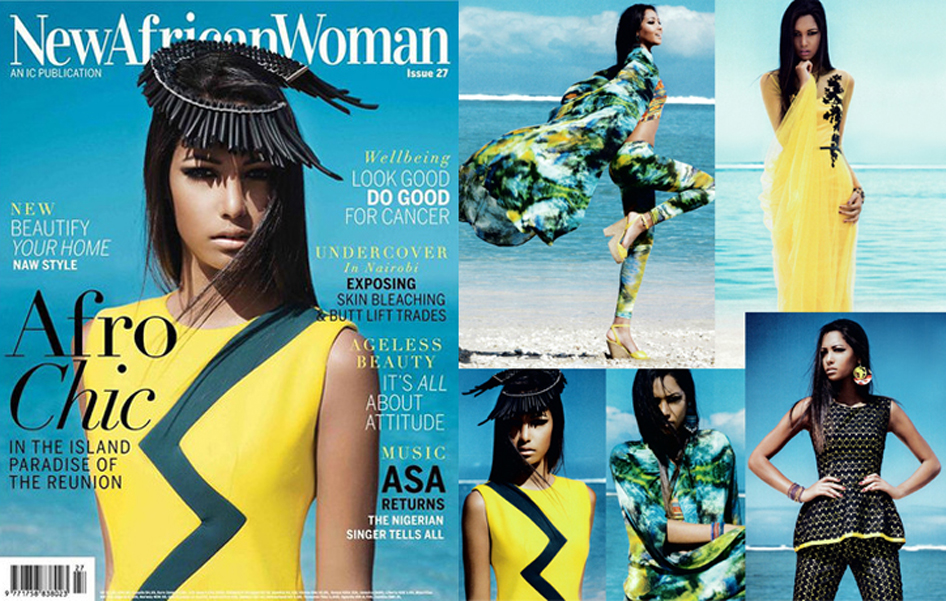 New African Woman, AW 14 Nebula Collection, Oct:Nov 2014 Issue.jpg
