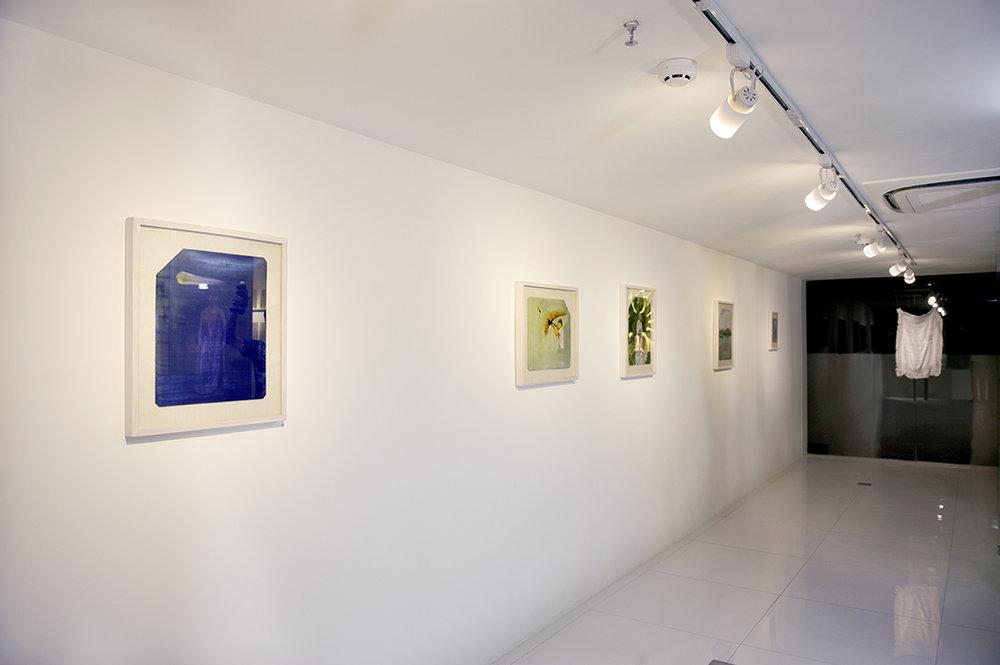 Siesta Children  Installation view  The Factory contemporary art center, 2017