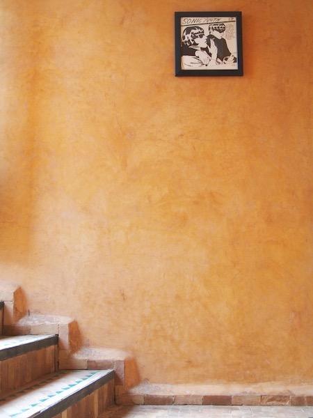 Copy of Tadelakt riad jardin secret marrakech maroc