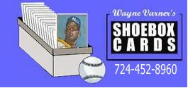 Wayne Varner's Shoebox Cards
