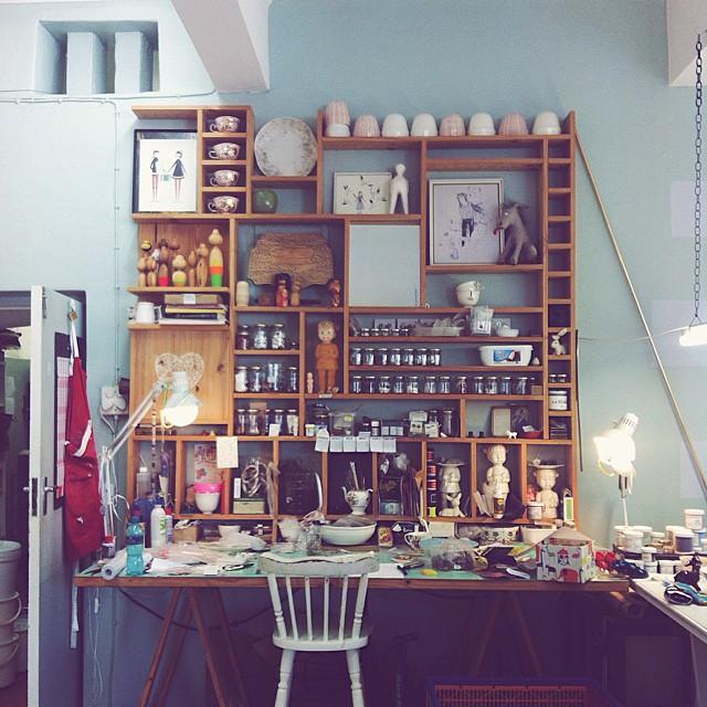 Skermunkil's Studio