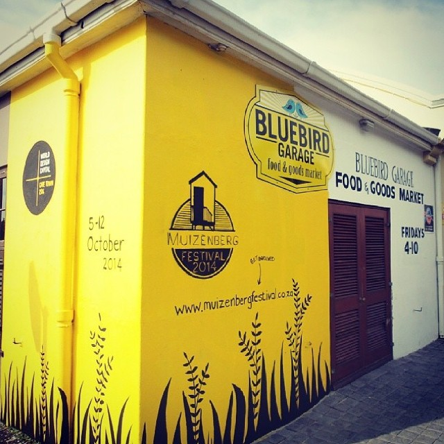Bluebird Garage & Market