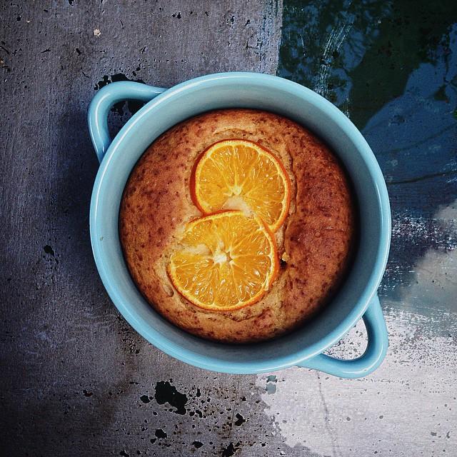 Baked Orange