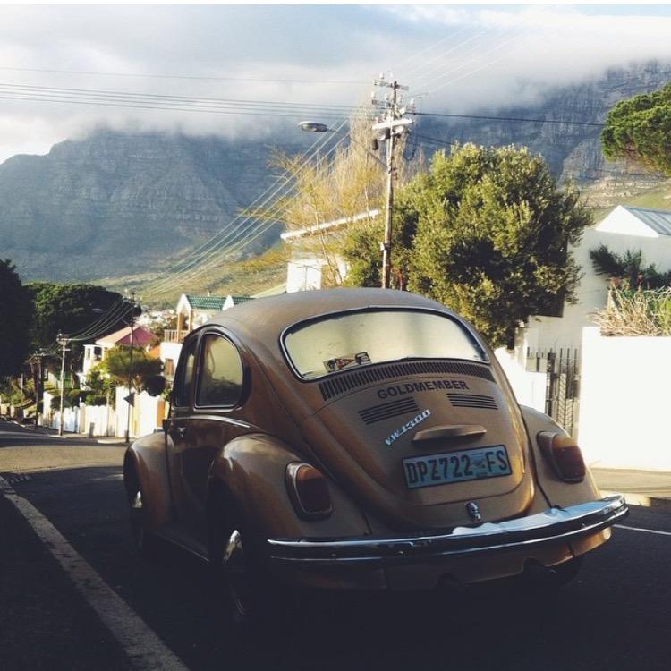 Tamboerskloof, Cape Town @_bearista
