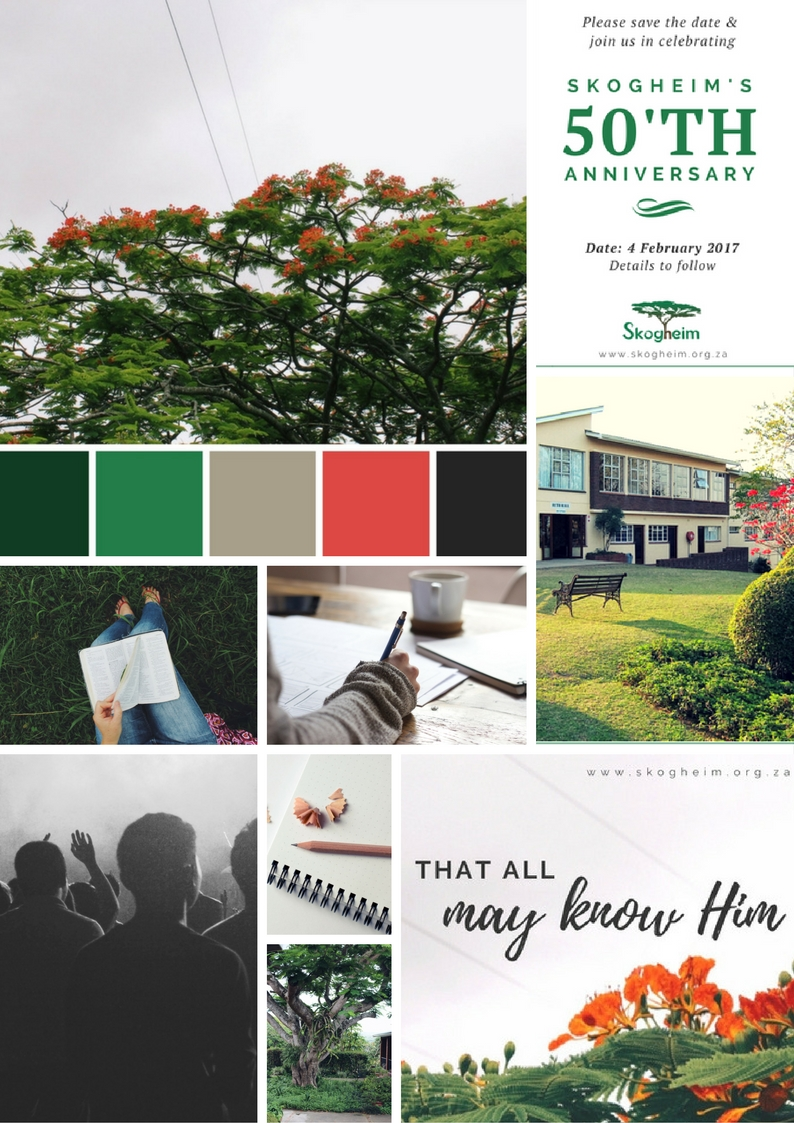 Some of the photography and design elements from their site and social media refresh.
