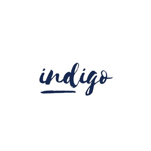 'Indigo' logo