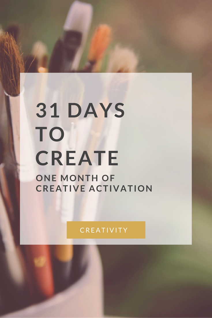 31-days-to-create