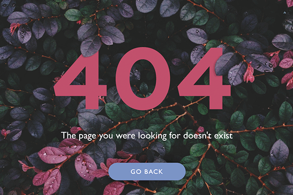 tubik-404-page