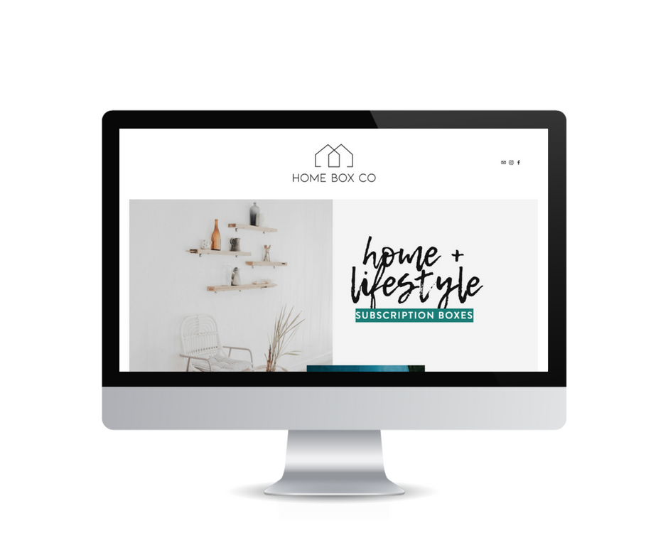Squarespace-subscription-site