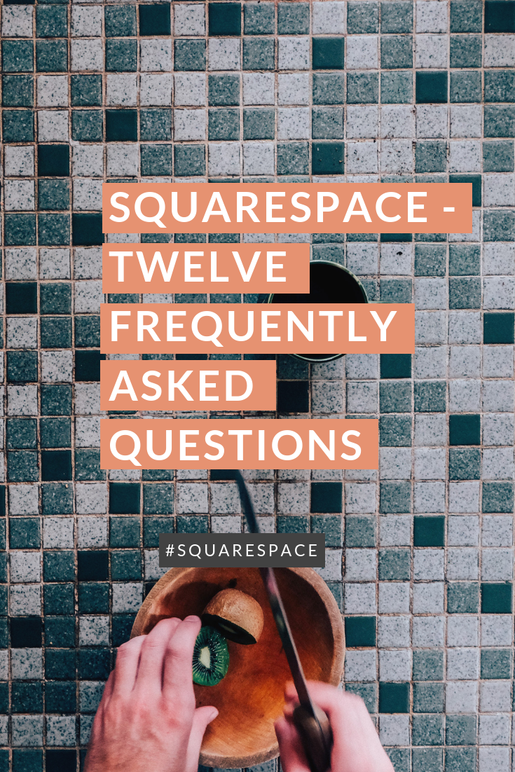 Squarespace-FAQ