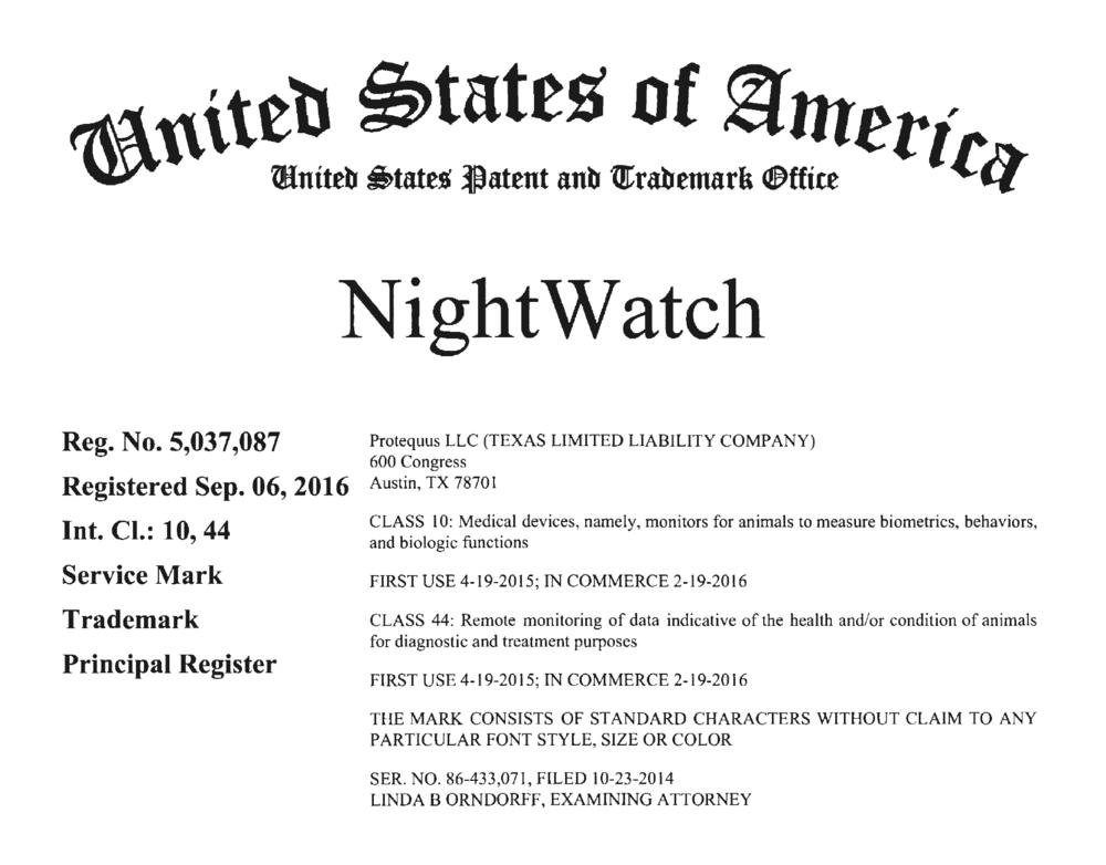 NightWatch_USPTORegistration