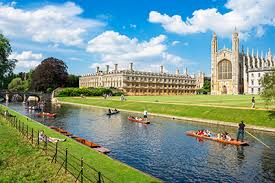Excursión a Cambridge, The English Adventure