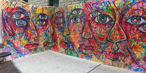 Artfest Toronto Mural