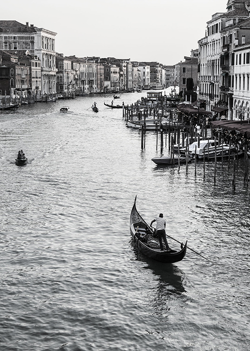 Bob Gallagher - Venice Gondola.jpg