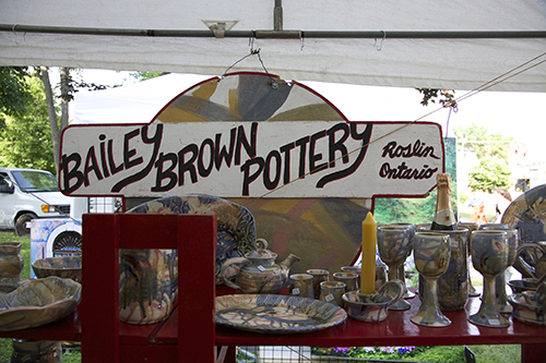 Baily Brown Pottery