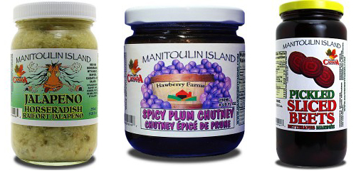 Hawberry Farms/Manitoulin Crafts at all of our Artfest Shows!