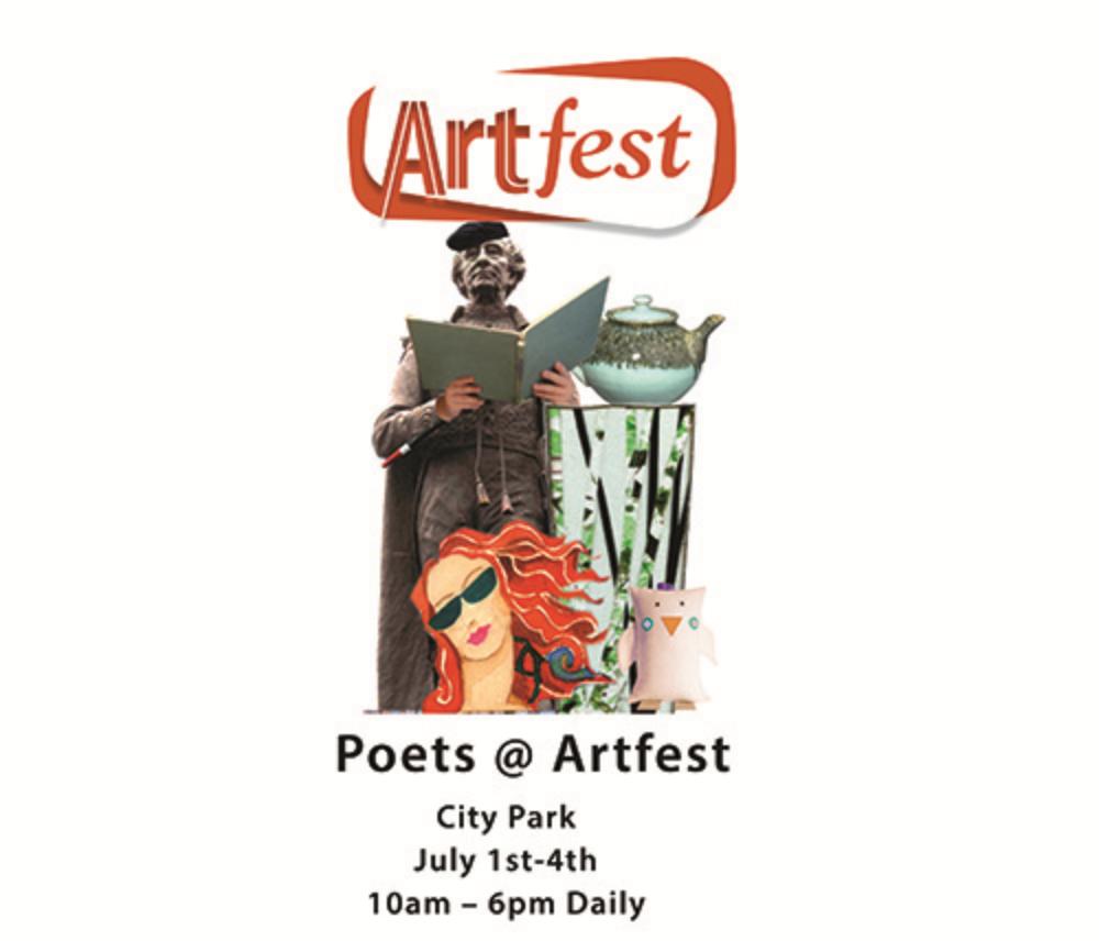 Poets @ Artfest