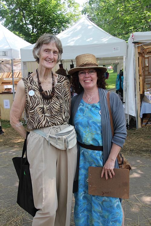 Lory MacDonald & Sylvia Hearn