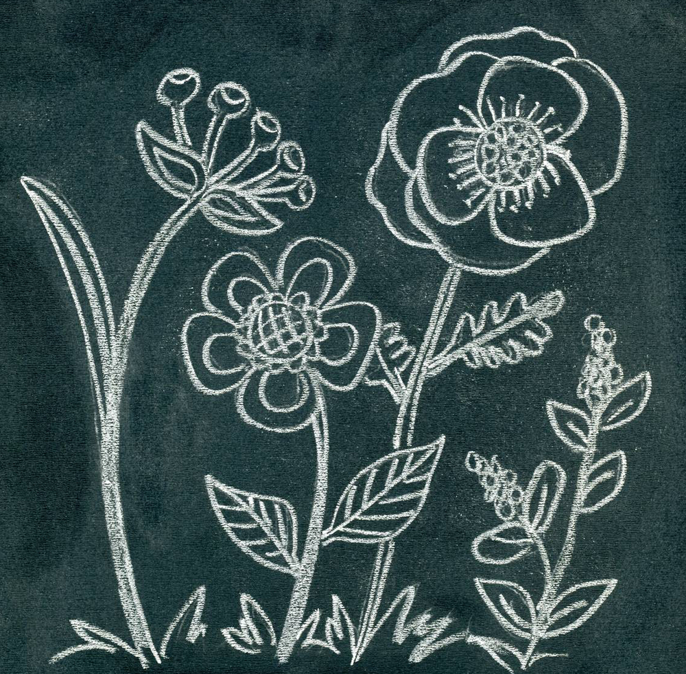 Chalk Board Art