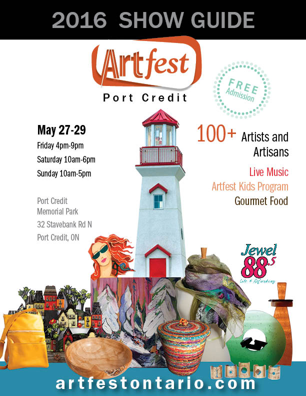 Artfest Port Credit Showguide Magazine 2016- Cover.jpg