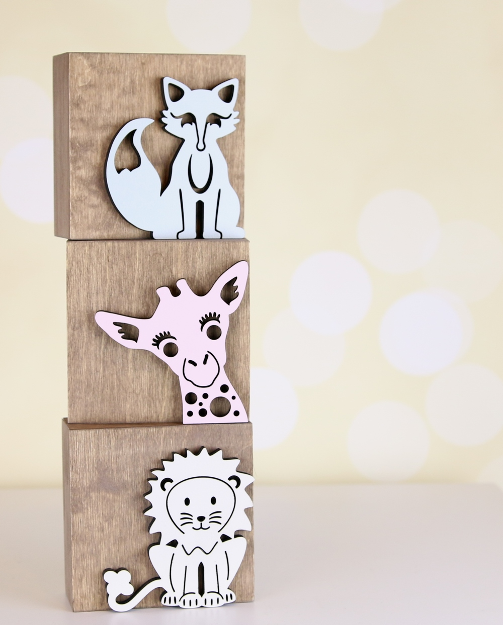Urban Nest Decor_Woodland Animal Wall Decor Set_Nursery Decor_41.JPG