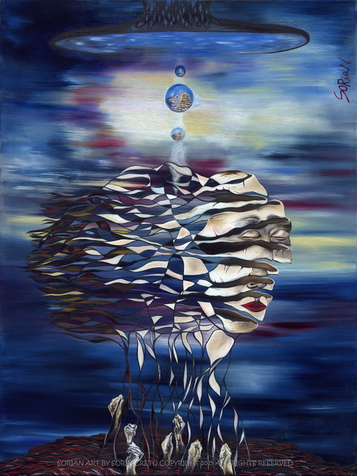 The Birth of Self by Sorian (Sorin Cretu) 30x40inch.jpg