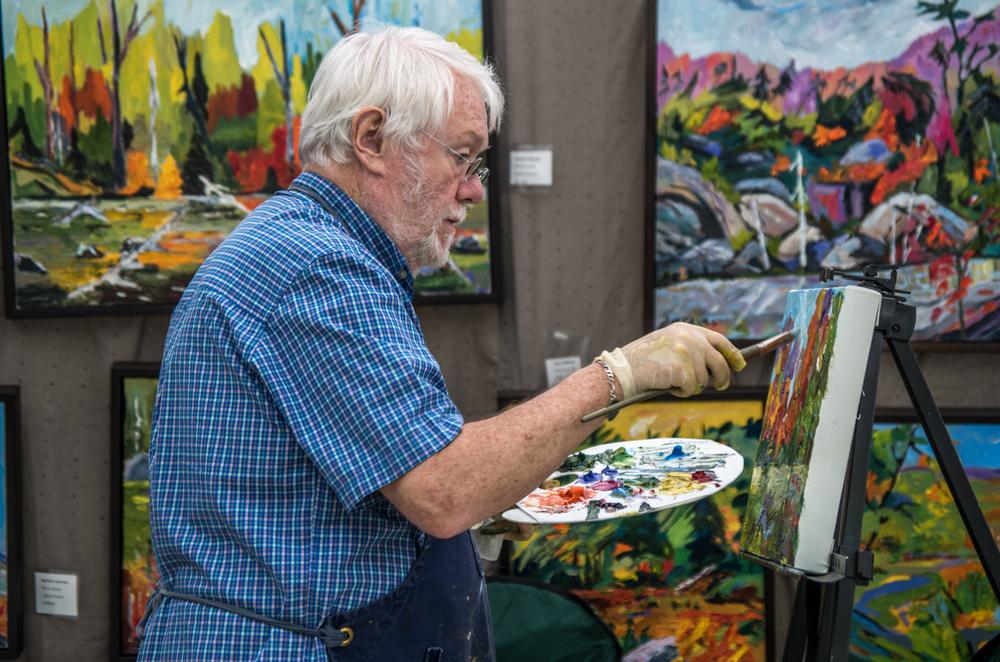Artist Don Graves-Art Fest-Kingston-Photographer-Shirley Aubin (4).jpg