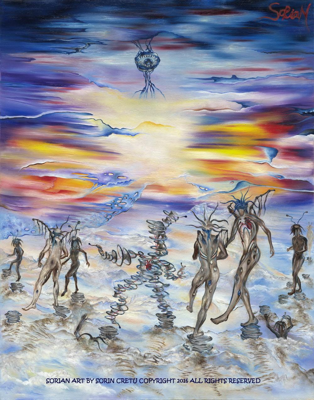Blind Dreamers - SORiaN (Sorin Cretu) - 2016 - Size 28x22 inches.jpg