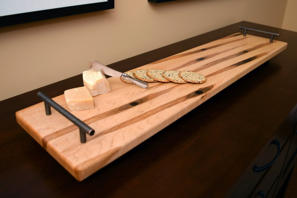 Whistler Woodcraft-Tap Maple Charcuterie Board.jpg