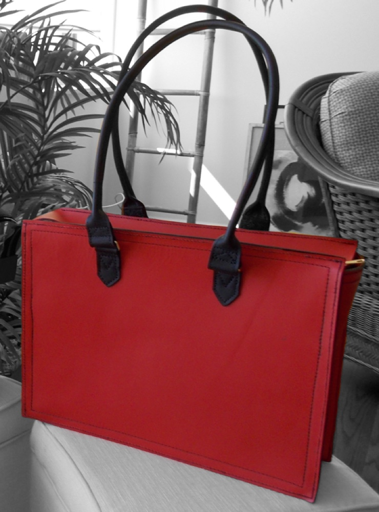 4)Arrowsmith Shopper, Red w Black Handles.jpg