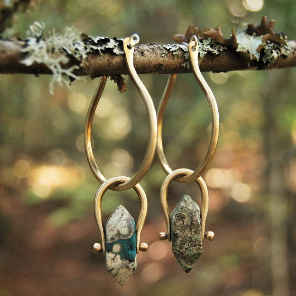 Raw Eco Jewelry