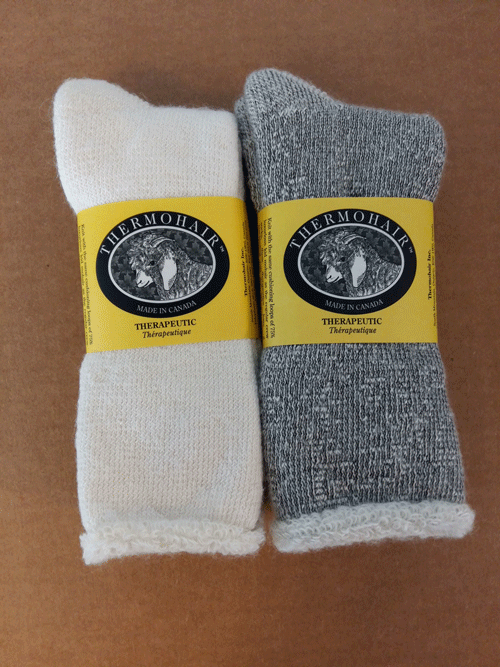 Thermohair (therapeutic socks)