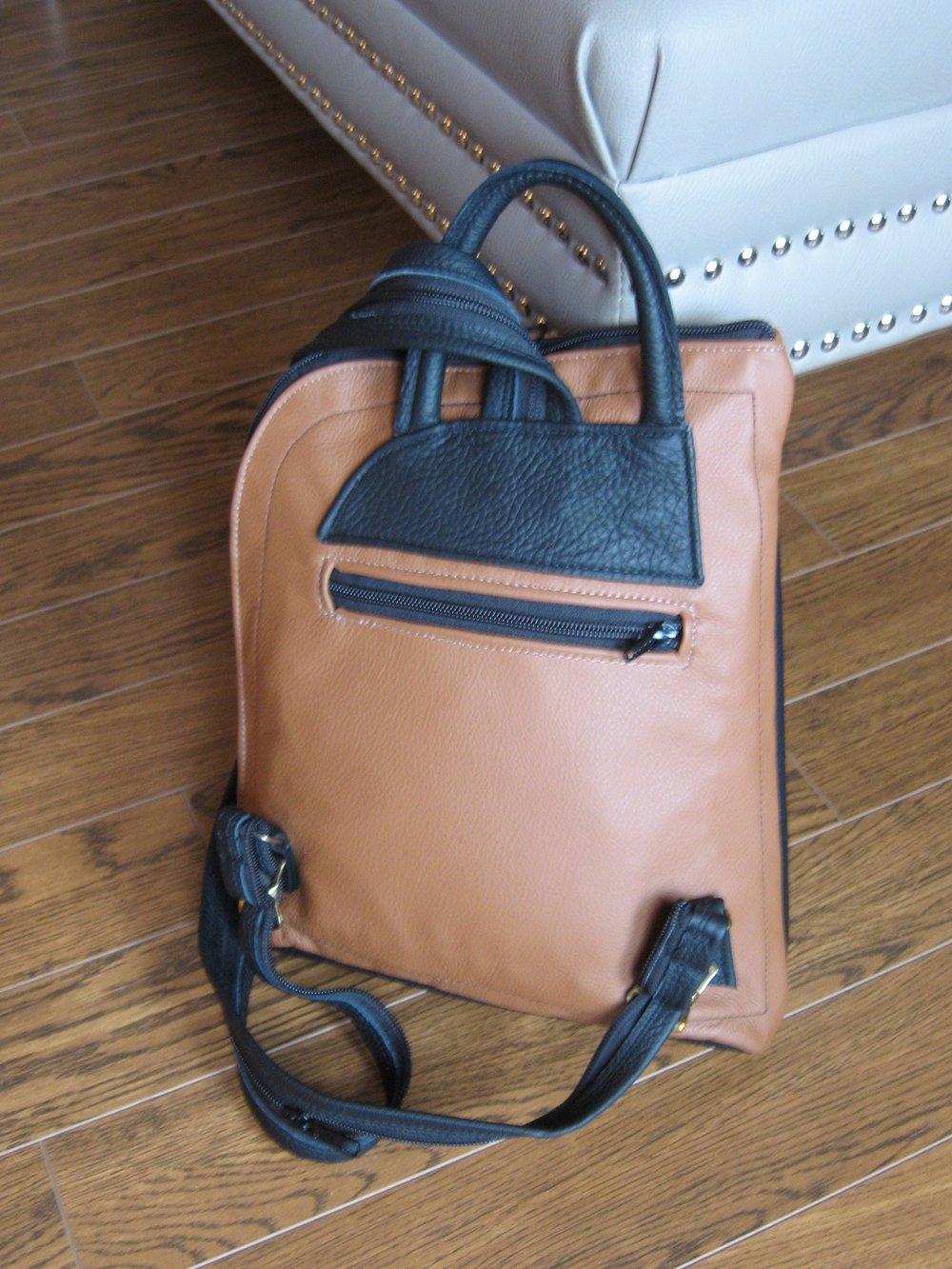 1A)Arrowsmith Stroll Bag , Back.jpg