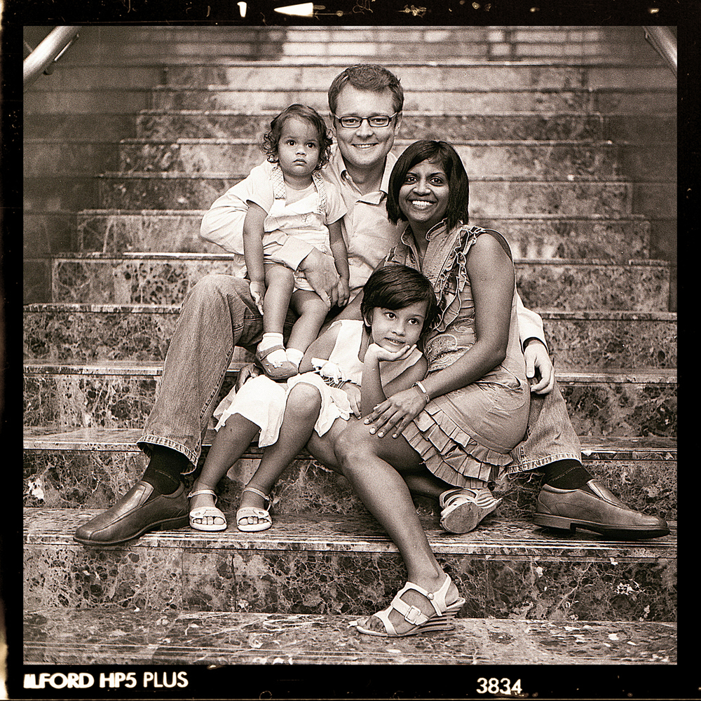 Serge, Julie & the Kids