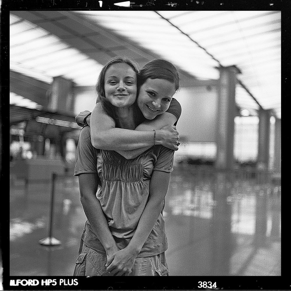 Becky & Mindy Weimer