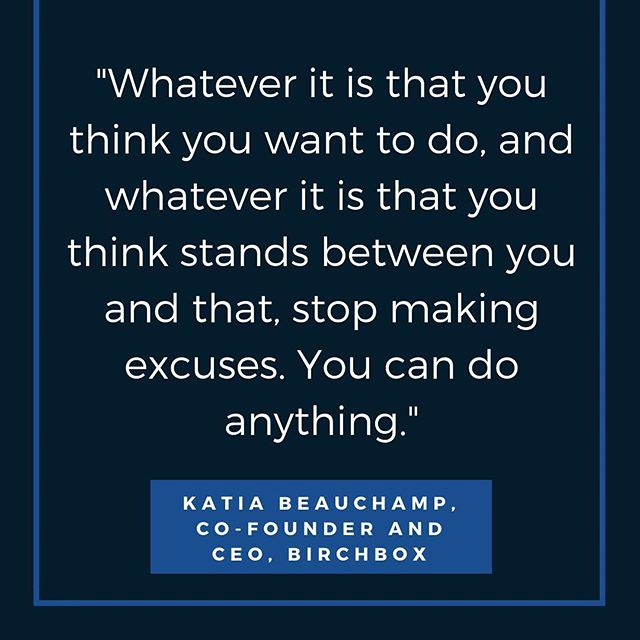 Motivational Monday! Today's pep in our step comes from a strong female entrepreneur as we are one week away from Women's Entrepreneurship Day #ThisisEndicott