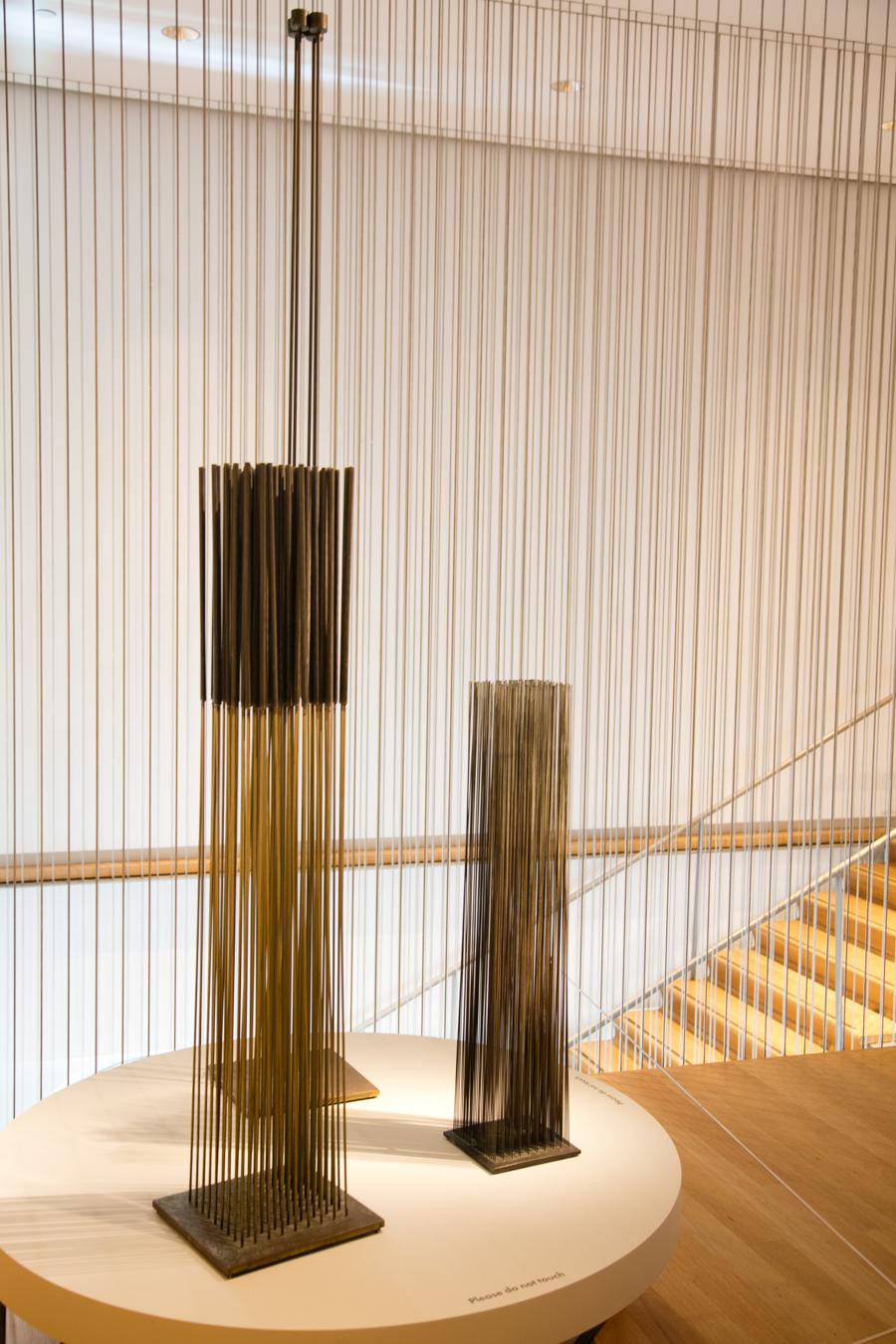 Harry Bertoia Sounding Sculptures