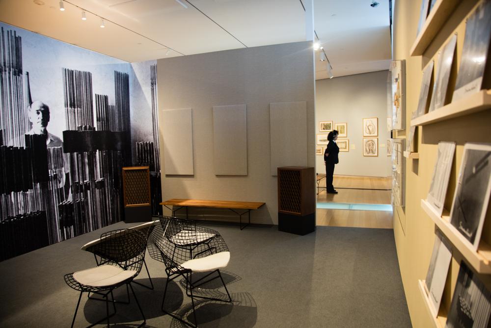 John Brien, Sonambient Museum Mix, 2016 installation