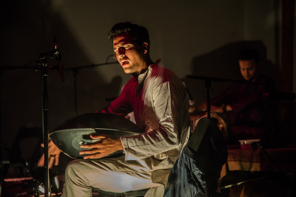 Adam Maalouf on Hand Pans