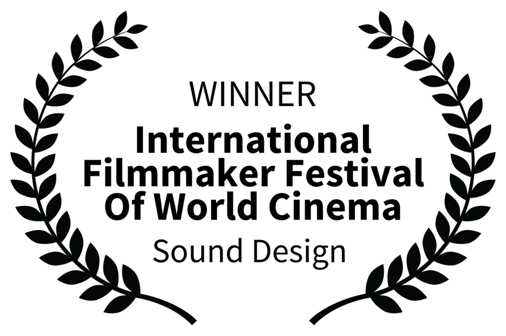 Best Sound Design - Deadzone, 2018 Mlan Film Festival